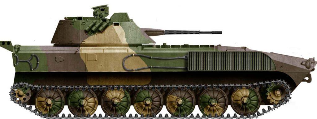 M203 Under-Barrel Grenade Launcher